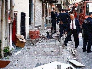 Ankara'da Doğalgaz Patladı! 5 Yaralı Var