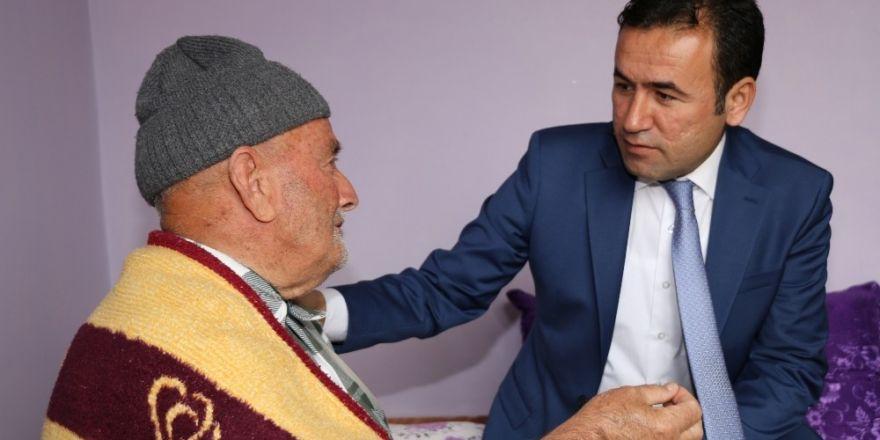 Kayapınar'dan yaşlılara moral gezisi