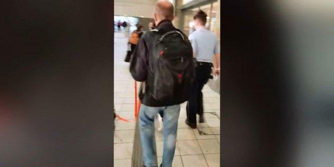 Almanya'daki cami kundakçısını cemaat yakalayıp, polise teslim etti