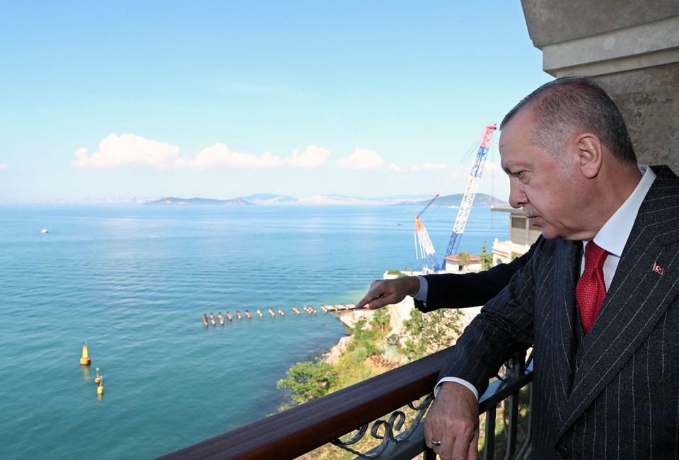 Cumhurbaşkanı Erdoğan'dan flaş Yassı Ada açıklaması