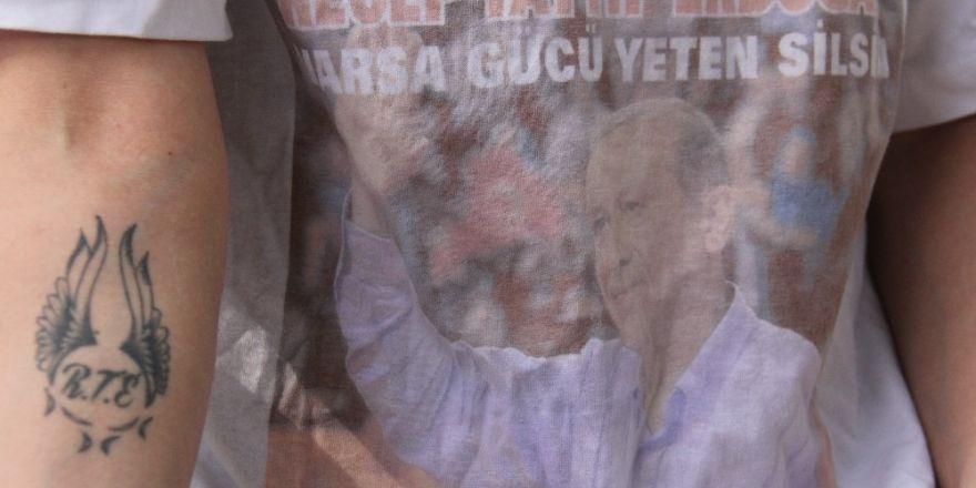 CHP'li ailenin Erdoğan hayranı kızı