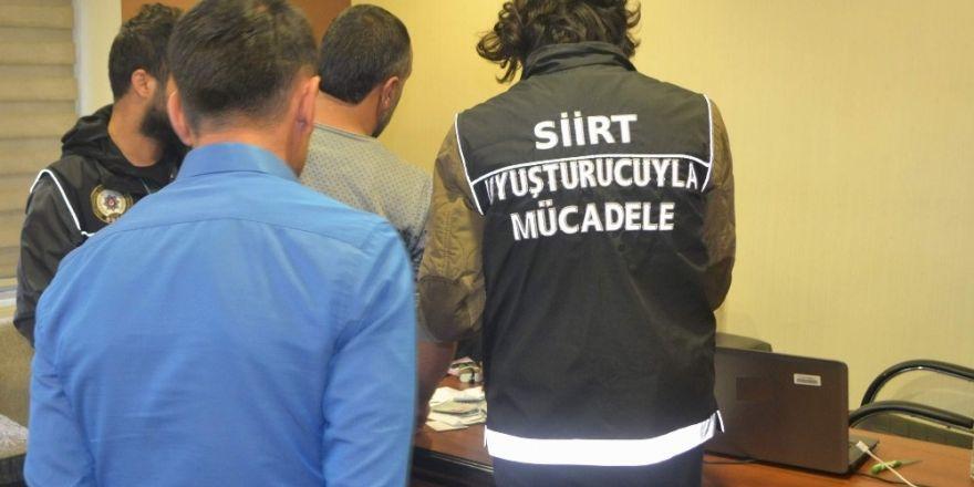 Siirt'te bahis operasyonunda 11 kişi yakalandı