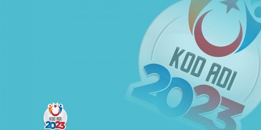 """""""Kod Adı 2023"""" projesi Erzincan Gençlik Merkezinde başlıyor"""