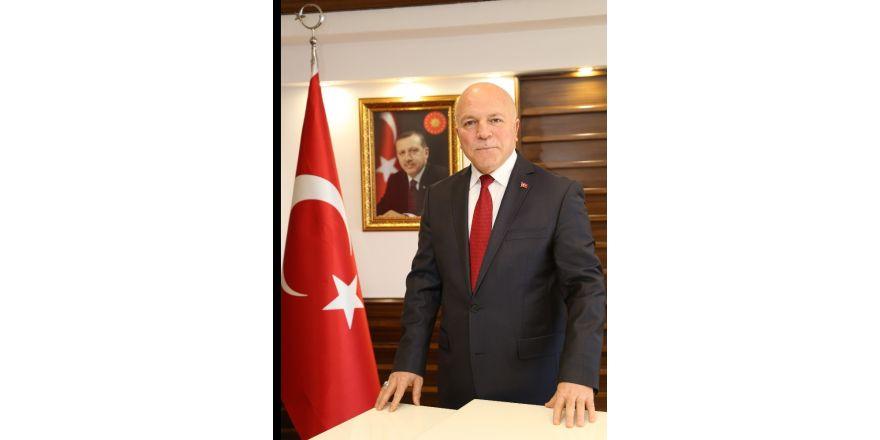 Başkan Sekmen'den Berat Kandili mesajı