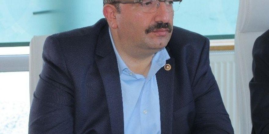 Milletvekili Açıkkapı'dan Berat kandili kutlaması
