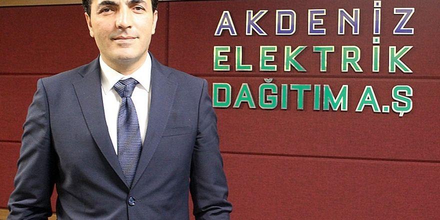 AEDAŞ''ın yeni Genel Müdürü Bahadır Müdüroğlu