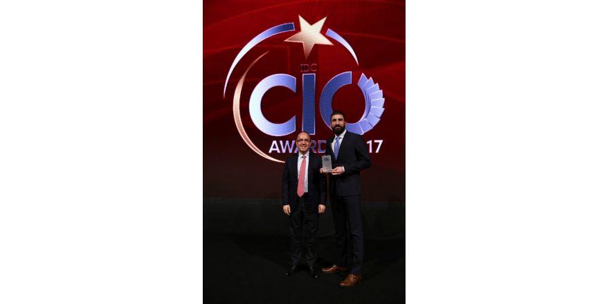 Bilişim otoritesi IDC'den TAV Bilişim'e ödül