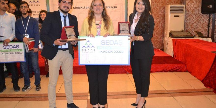 Düzce Üniversitesi öğrencileri fikri yarışmasına damgasını vurdu