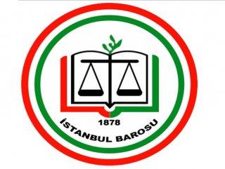 İstanbul Barosundan Önemli Açıklama