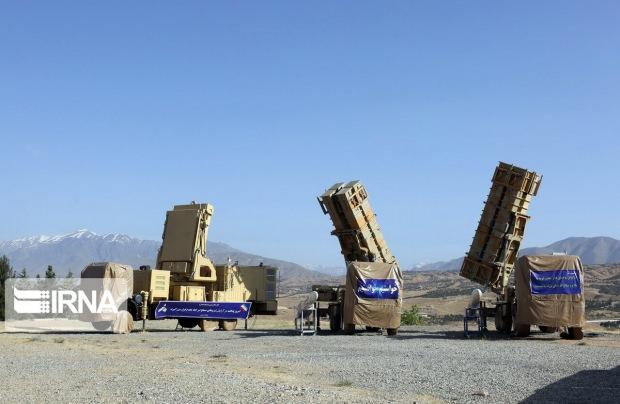 İran 'gizli hedef' özelliği bulunan yeni hava savunma sistemini dünyaya tanıttı