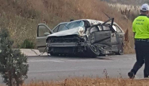Balıkesir'de feci kaza: 4 ölü, 42 yaralı!