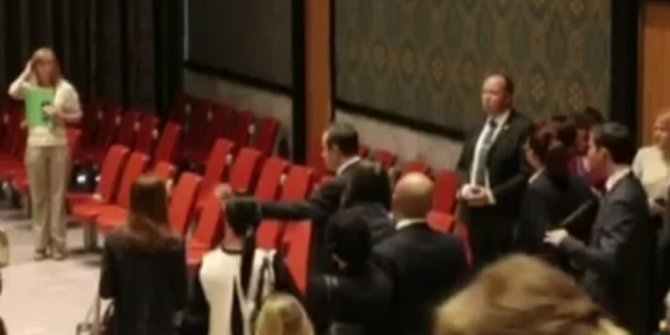 Sırp Bakan'ın BM'de Kosova elçisine küfürlü konuşmasına tepki