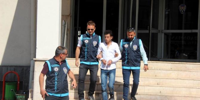 35 bin lirasını kaybettiren ortağını öldürdükten sonra benzinle yakan şahıs tutuklandı