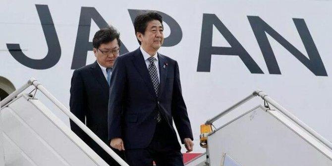 ABD-İran krizi için Japon başbakan devrede