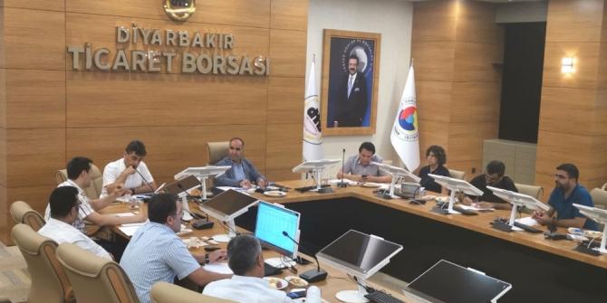 DTB'de KÜSİ toplantısı gerçekleştirildi