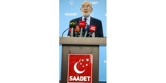 Karamollaoğlu'ndan pasaport açıklaması: Yanlış yaptıklarını kabul etsinler