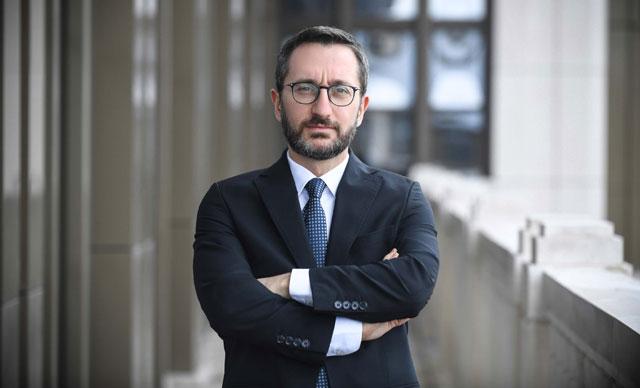 Fahrettin Altun, terörle mücadele açıklamasında bulundu
