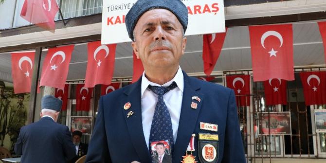 Kıbrıs gazisi şehit babasını sevindiren haber