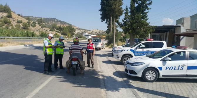 Aydın'da 17 bin araca 5.8 milyon ceza kesildi