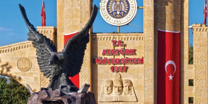 Atatürk Üniversitesi 8 alanda İlk 500 arasında