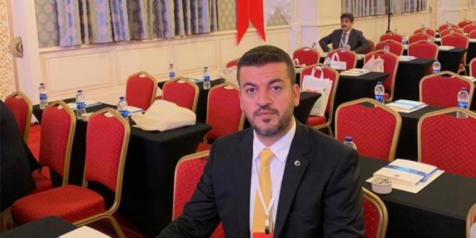 Ürgüp Belediye Başkanı Aktürk, Türkiye Belediyeler Birliği meclis toplantısına katıldı