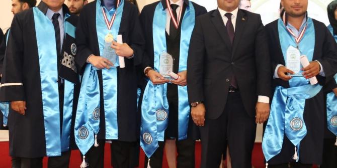 KAYÜ Tomarza Mustafa Akıncıoğlu MYO'dan 30 Öğrenci Mezun Oldu
