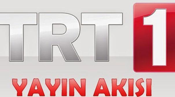 16 Haziran TRT 1 hangi diziler var? 16 Haziran Pazar yayın akışı