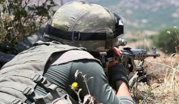 Bakan Soylu acı haber duyurdu: 1 askerimiz şehit oldu