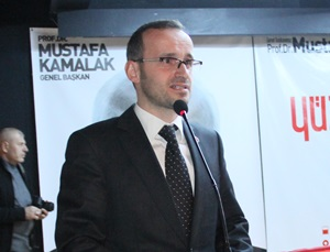 "Mahmut KILIÇ'tan ""MİLLİ İTTİFAK Açıklaması"