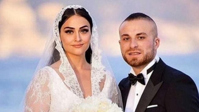 Esra Bilgiç ve Futbolcu eşi Gökhan Töre ile boşandı