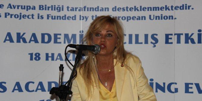 İzmir'de Basın Akademisi'nin açılışı yapıldı