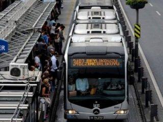 Bahçelievler metrobüs istasyonu 10 Gün Kullanılamayacak