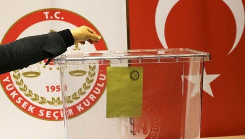 23 Haziran seçimlerinde oy kullanacaklar dikkat! Bunları yapmazsanız...