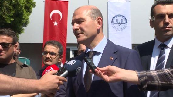 Bakan Soylu'dan 23 Haziran seçimi yorumu