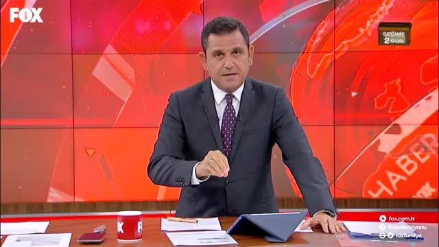 Fox TV Canlı Yayın İzle, Fatih Portakal ile Fox Ana Haber 25 Haziran Salı Canlı Yayın İzle!