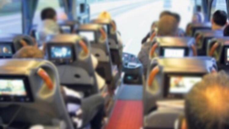 İğrenç olay! Muavin, 12 yaşındaki kız çocuğunu otobüste taciz etti!