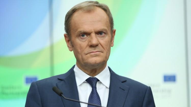 AB Konseyi Başkanı Tusk, Türkiye'yi tehdit etti: Buna cevap veririz!