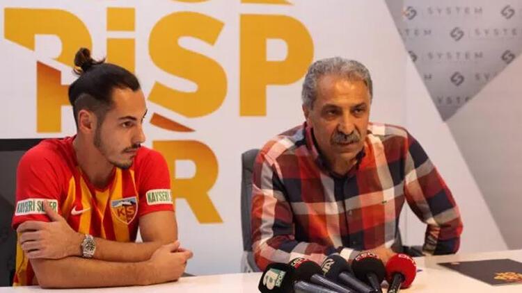 Yasir Subaşı Kayserispor'a gitti!
