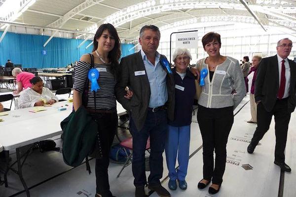 İngiltere'de Türk aday belediye başkanı seçildi
