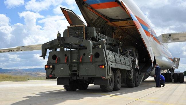 S-400 sonrası ABD'den ilk ziyaret