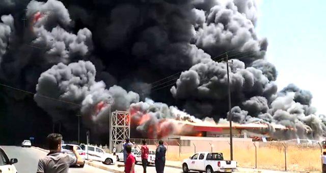 Erbil'de Türk diplomatların olduğu restorana saldırı: Ölü ve yaralılar var...