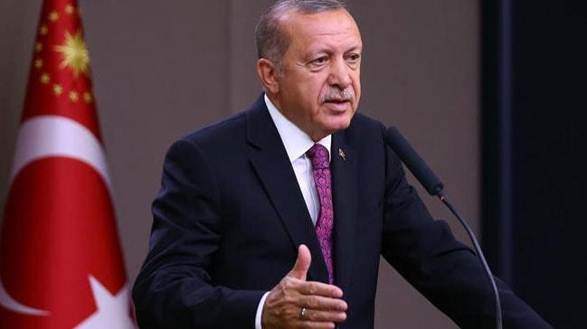 Başkan Erdoğan'dan hain Erbil saldırısı hakkında açıklama geldi!