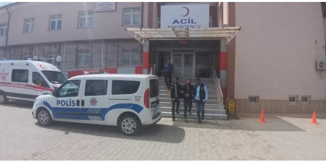 Polisi atlattığını sandı, Sivas'tan çıkamadı
