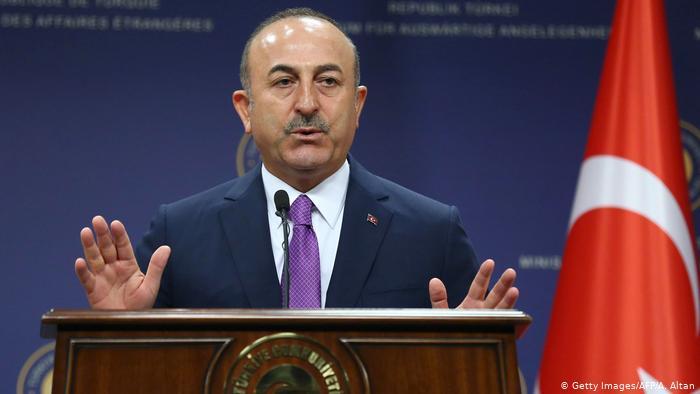Dışişleri Bakanı Çavuşoğlu'ndan flaş F-35 açıklaması: Çıkarılma konusunda bir adım yok
