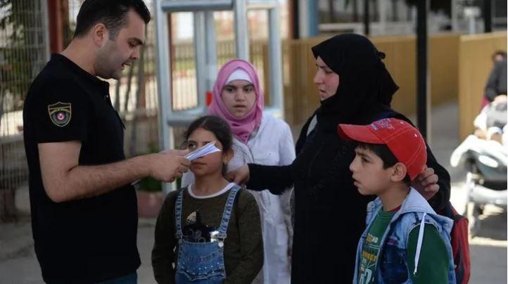 Suriyeli göçmenler için tarih verildi!