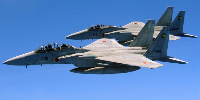 Japon savaş uçakları Rusya ve Çin uçaklarına müdahale etti