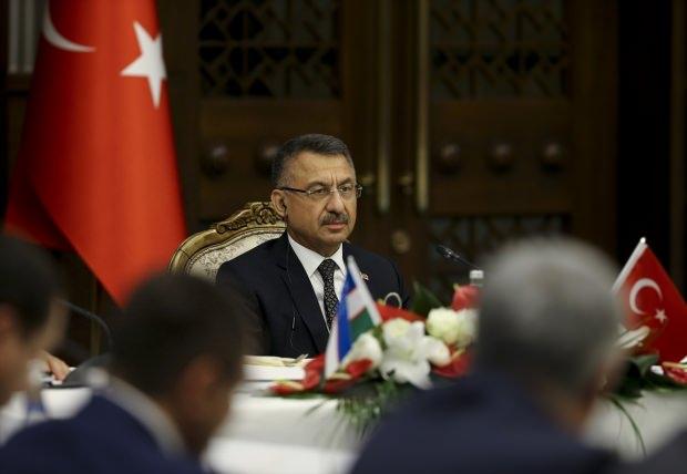 Cumhurbaşkanı Yardımcısı Fuat Oktay, dev iş birliğinin detaylarını verdi