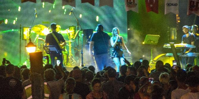 Motosiklet tutkunları Quick Sigorta 9. Balıkesir Motosiklet Festivali ile coşuyor