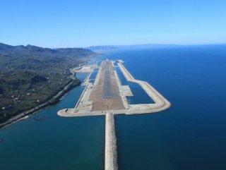 Ordu-Giresun Havalimanı yarın açılıyor