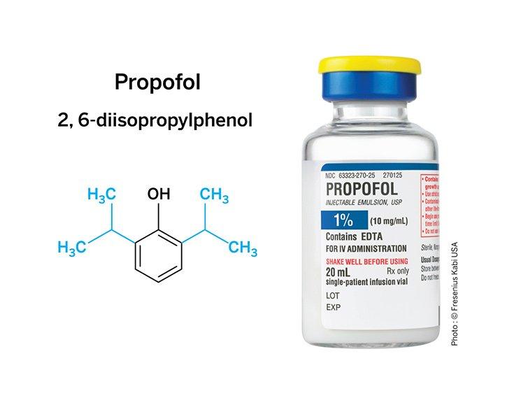 Propofol nedir? Propofol ampul ne için kullanılır? Propofol ne işe yarar?